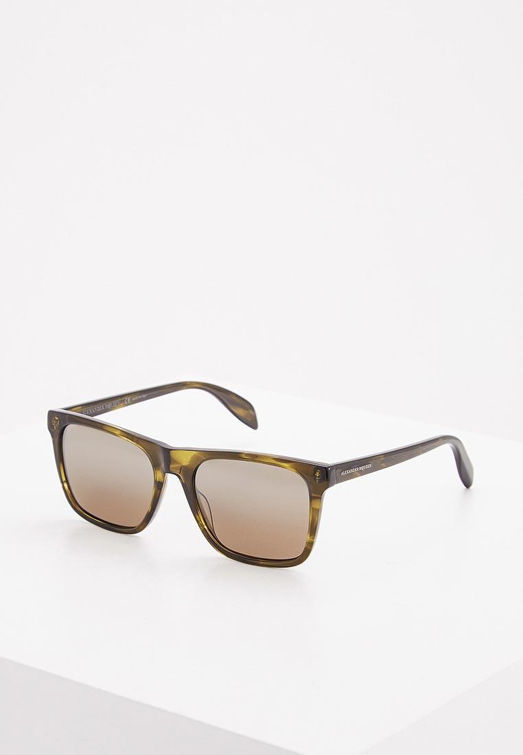 Женские солнцезащитные очки Alexander McQueen AM0112S