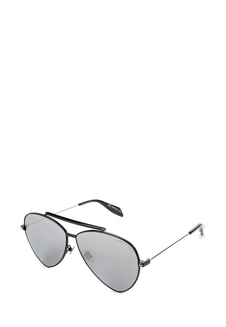 Женские солнцезащитные очки Alexander McQueen AM0058S