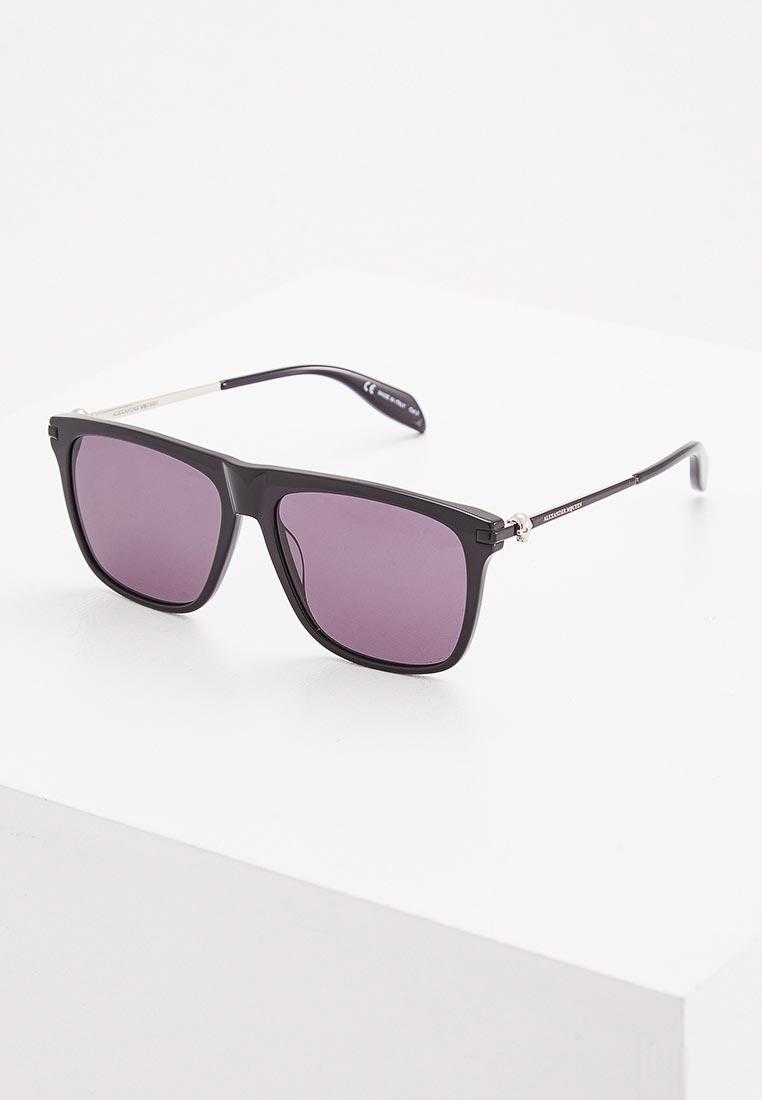 Женские солнцезащитные очки Alexander McQueen AM0106S