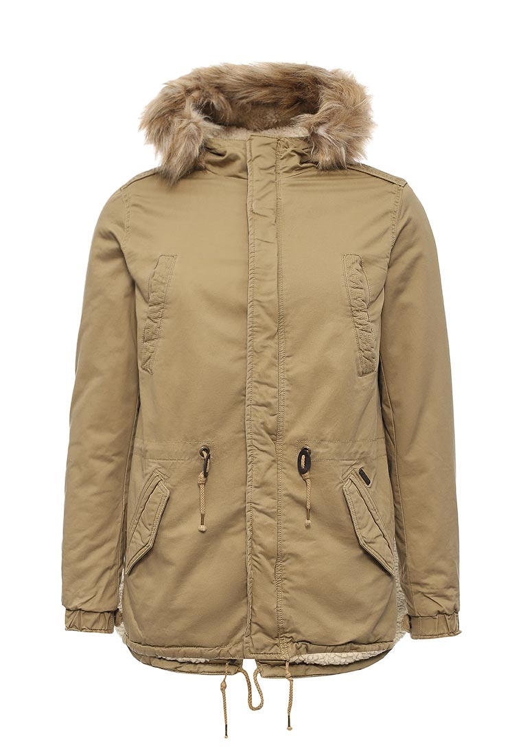 Утепленная куртка Alcott (Алкотт) GB2456UOFW16: изображение 5