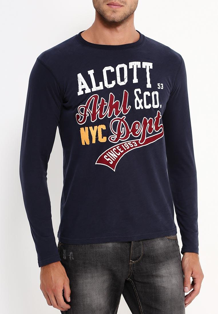 Футболка с длинным рукавом Alcott (Алкотт) TS3135UOFW16: изображение 7