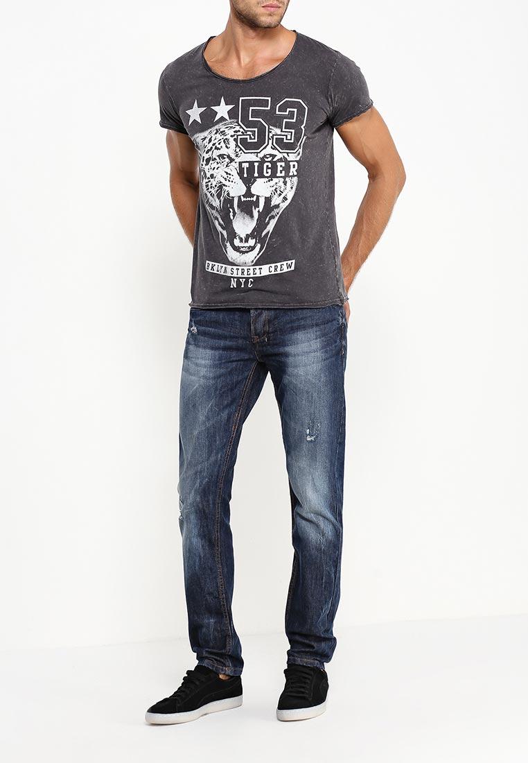 Зауженные джинсы Alcott (Алкотт) 5T2351UW269D: изображение 6