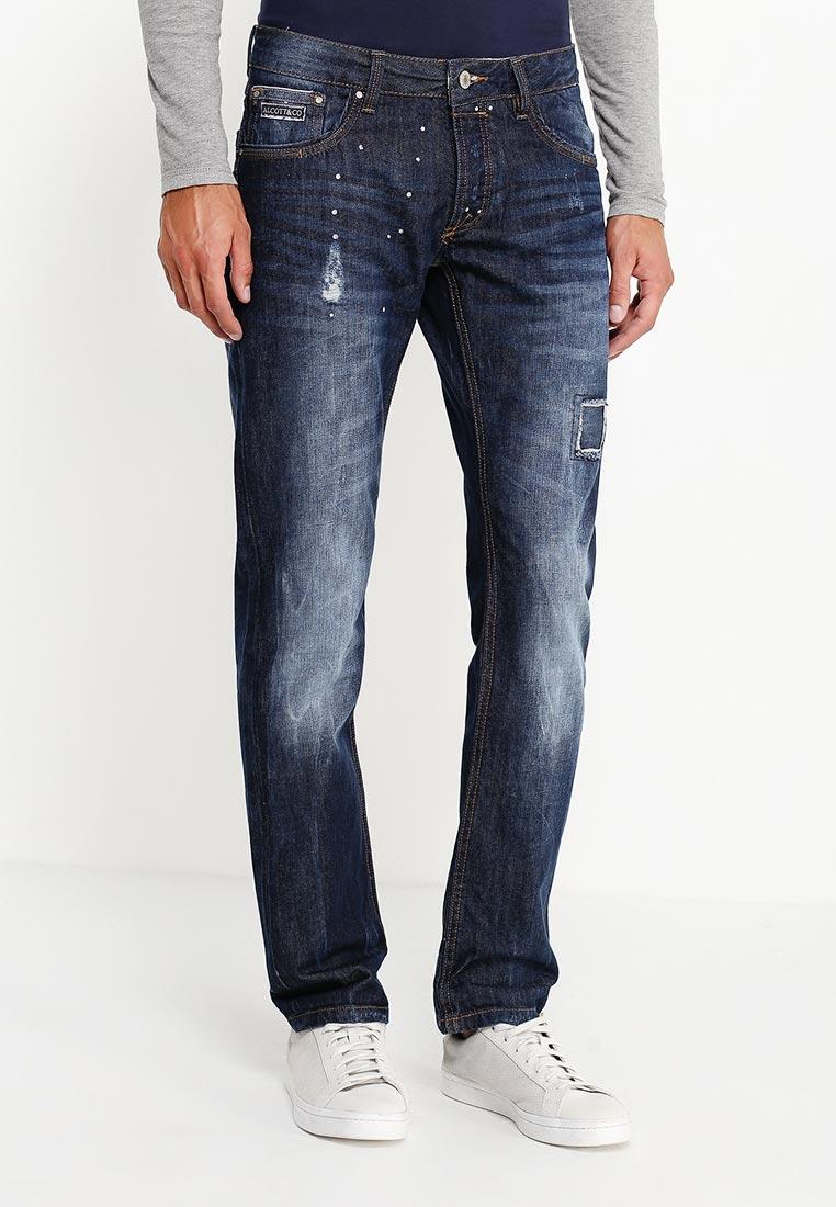 Зауженные джинсы Alcott (Алкотт) 5T2352UW060D: изображение 7