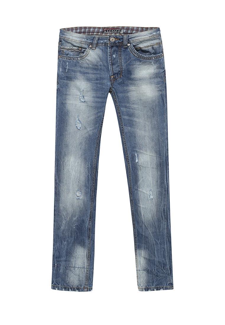 Зауженные джинсы Alcott (Алкотт) 5T154UL1043L