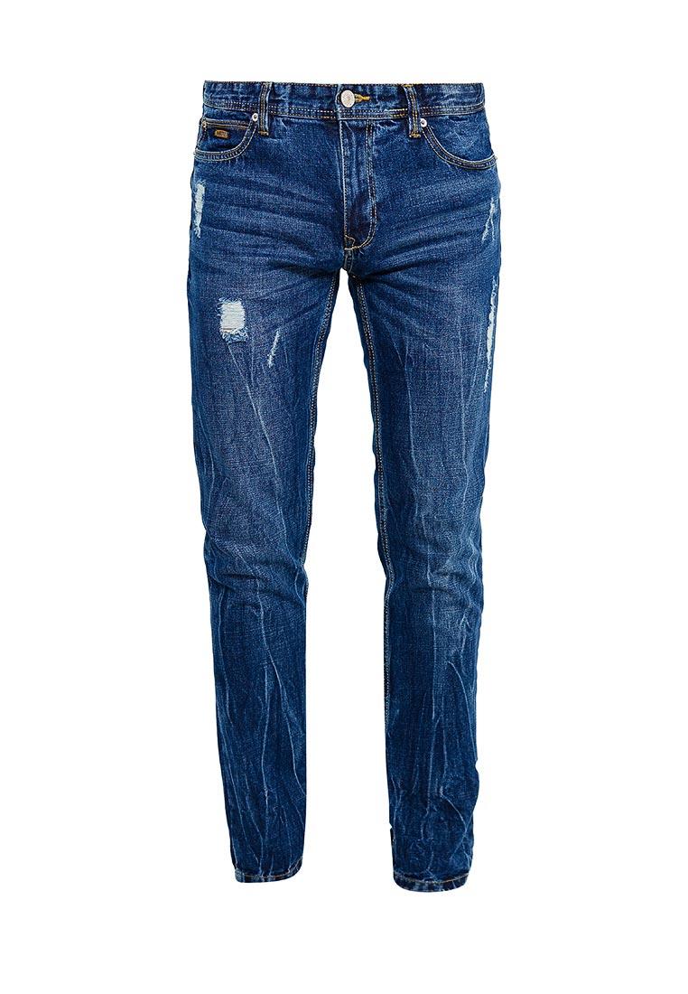 Мужские прямые джинсы Alcott (Алкотт) 5T2289UW633D