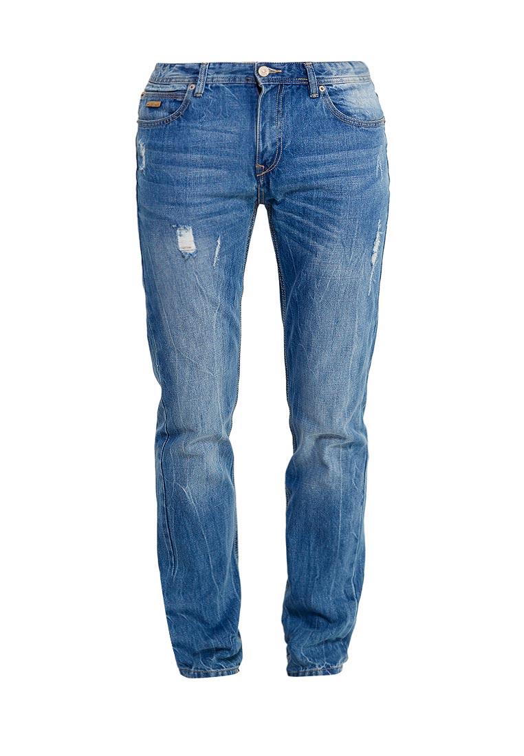 Мужские прямые джинсы Alcott (Алкотт) 5T2289UW633M