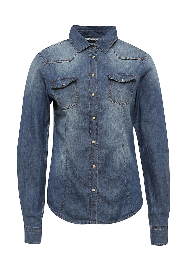 Женские джинсовые рубашки Alcott (Алкотт) CF785DOFW15