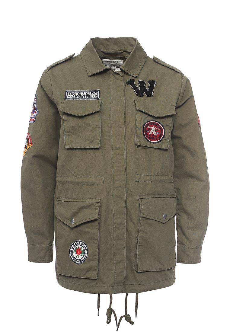 Утепленная куртка Alcott (Алкотт) GB1842DO