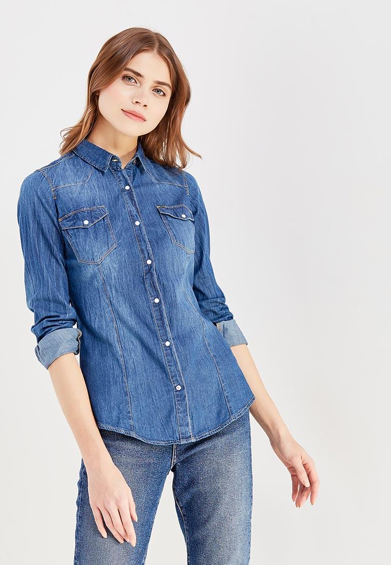 Женские джинсовые рубашки Alcott (Алкотт) CF785DOFW17