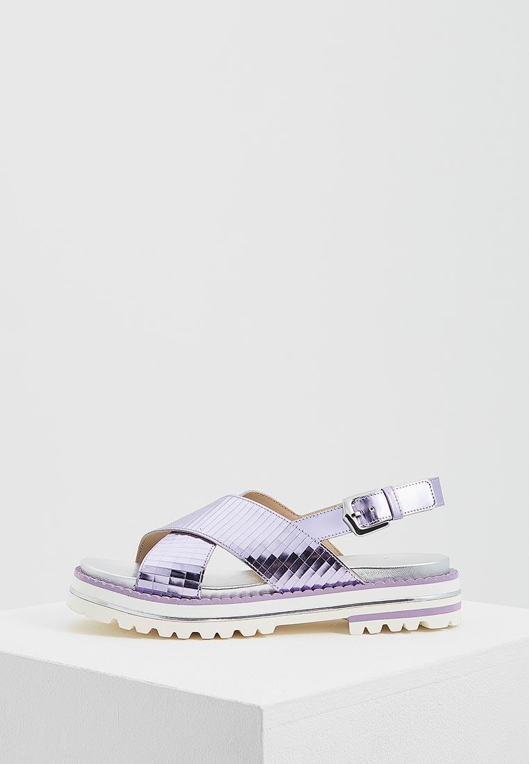 Женские сандалии Alberto Guardiani GD38021b
