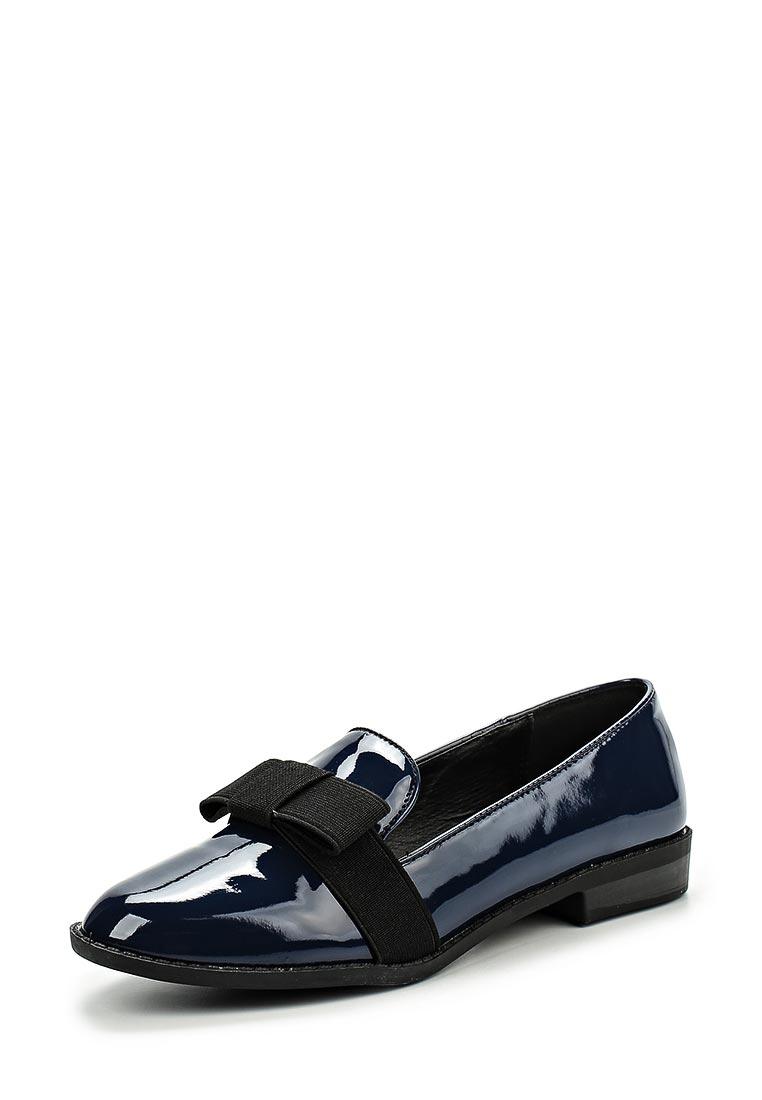 Туфли на плоской подошве Alex Silva A418901: изображение 1