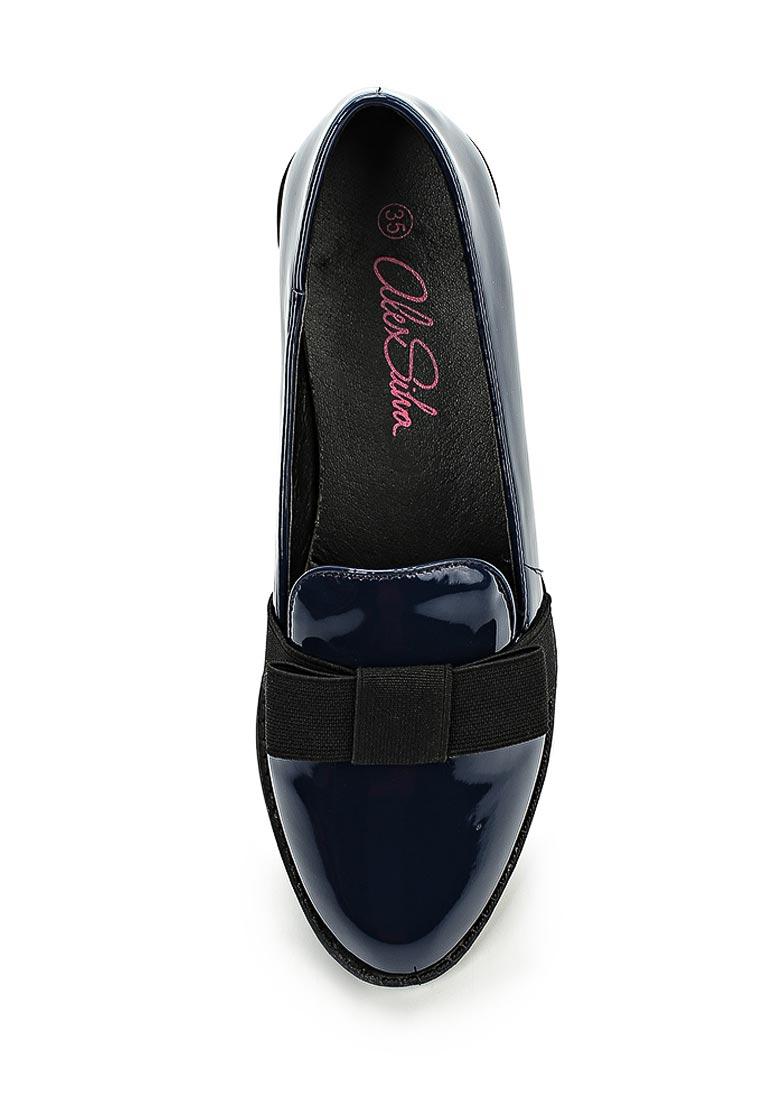 Туфли на плоской подошве Alex Silva A418901: изображение 4