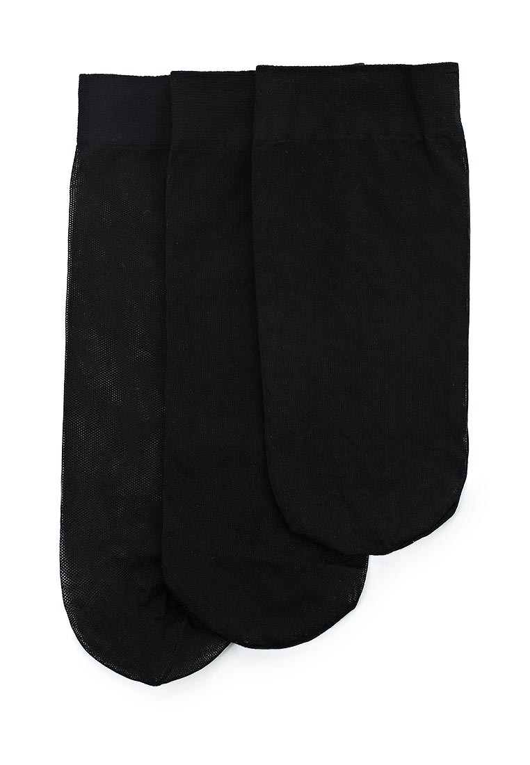 Носки Allure Носки ALL TULLE 20 (1 пара) спайка 3 шт