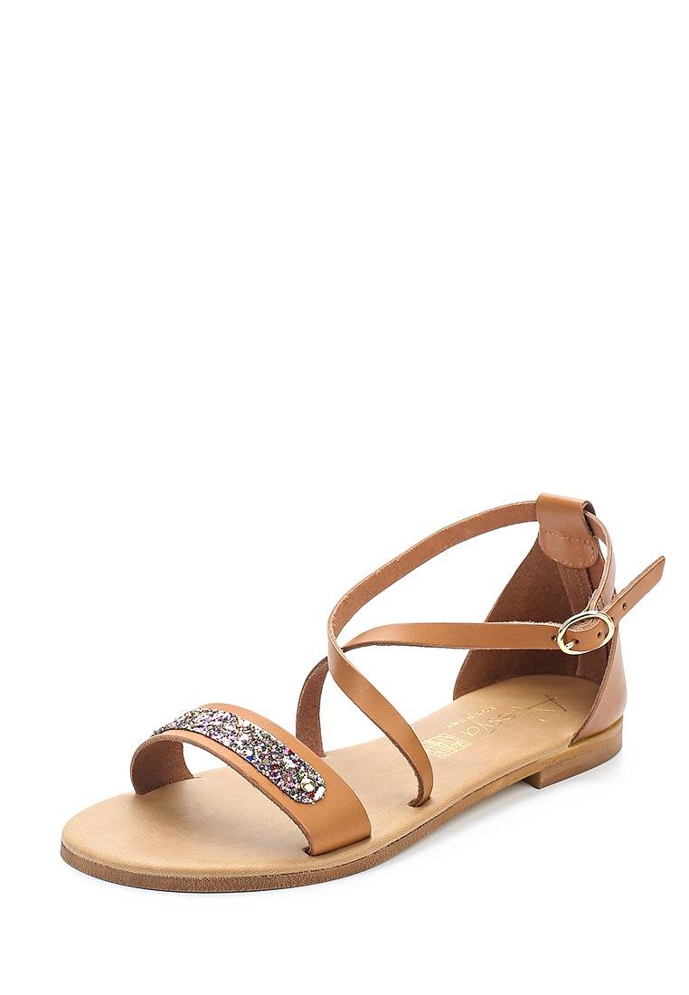 Женские сандалии ALESYA 1620 346