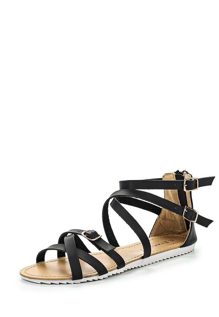 Женские сандалии ALESYA 636