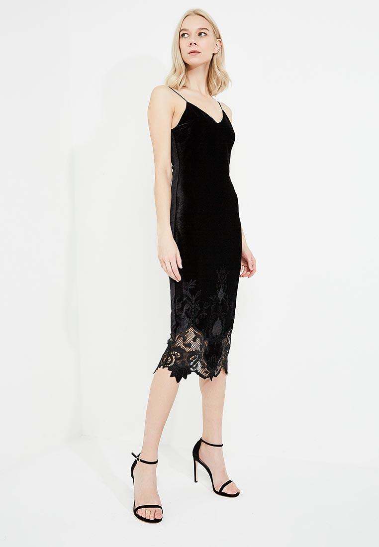 Платье-миди Alice + Olivia CC710B30518