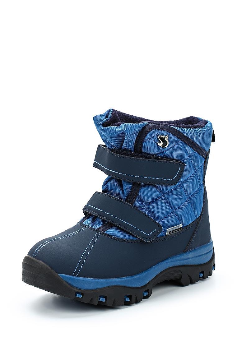 Ботинки для мальчиков Alaska Originale JB 13157 L(17-2)