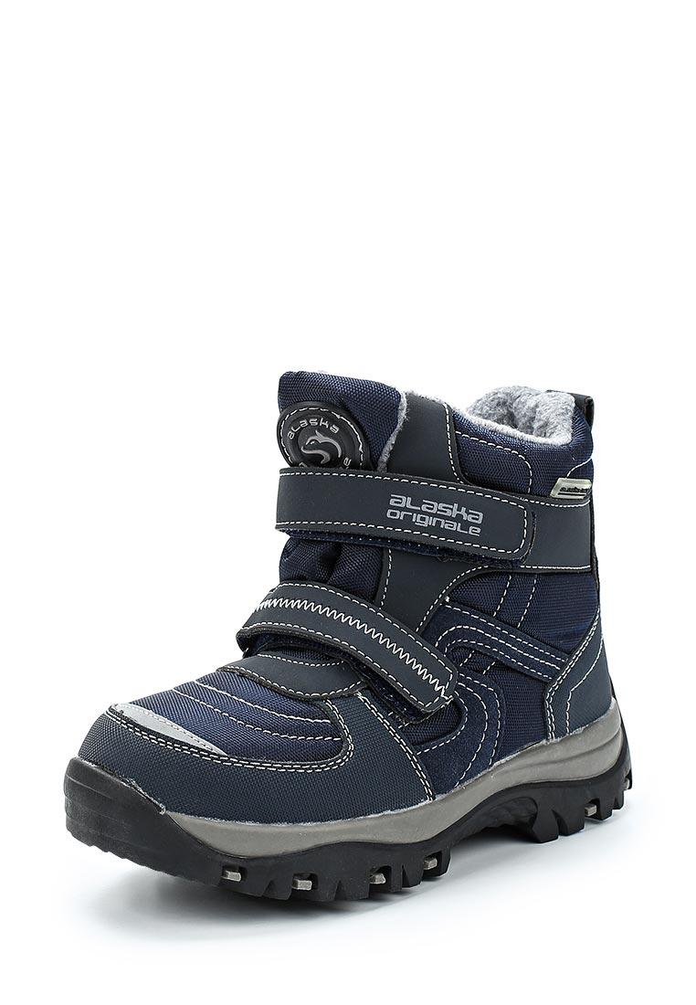 Ботинки для мальчиков Alaska Originale JB 15002 L(17-2)