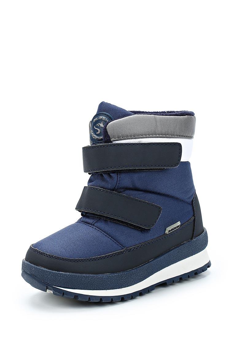 Ботинки для мальчиков Alaska Originale (Аляска Ориджинал) JB 15032 L(17-2)