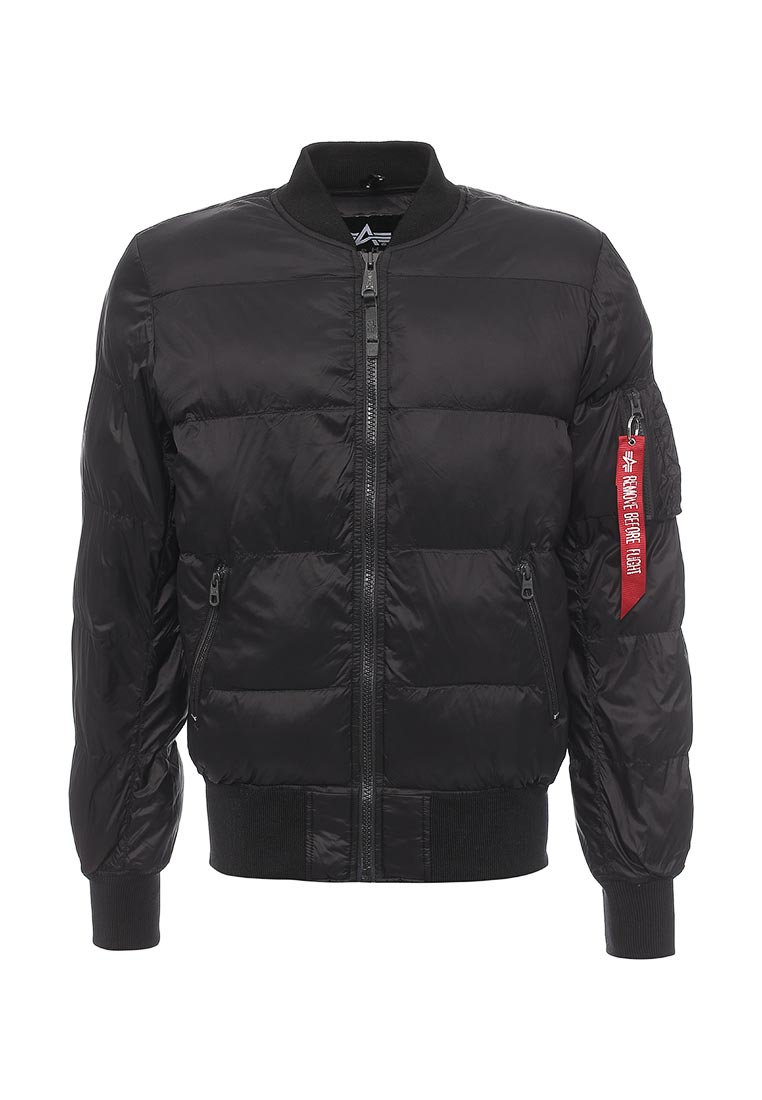 Куртка Alpha Industries (Альфа Индастриз) 199.MJM46650C1..Black