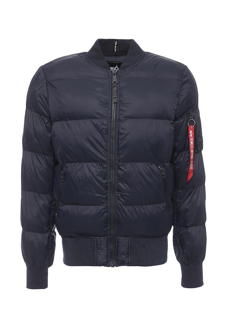 Куртка Alpha Industries (Альфа Индастриз) 199.MJM46650C1..REPLICA BLUE