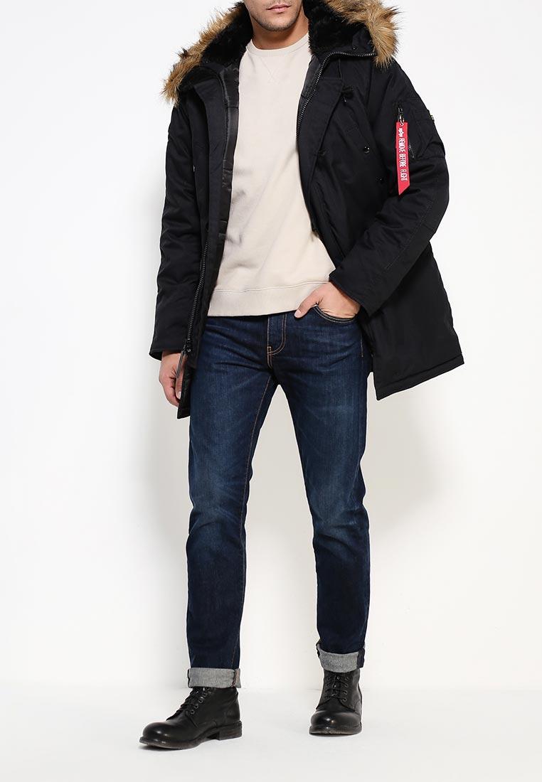 Утепленная куртка Alpha Industries (Альфа Индастриз) 199.MJA43917C1..BLACK: изображение 6