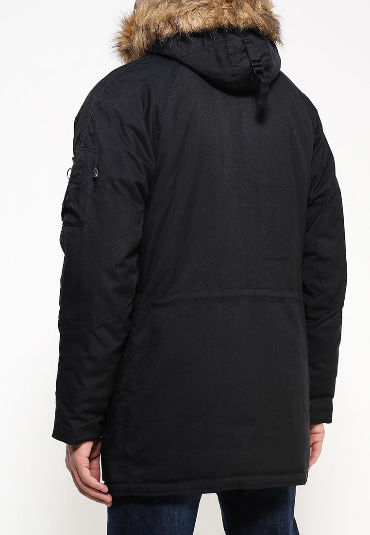 Утепленная куртка Alpha Industries (Альфа Индастриз) 199.MJA43917C1..BLACK: изображение 8
