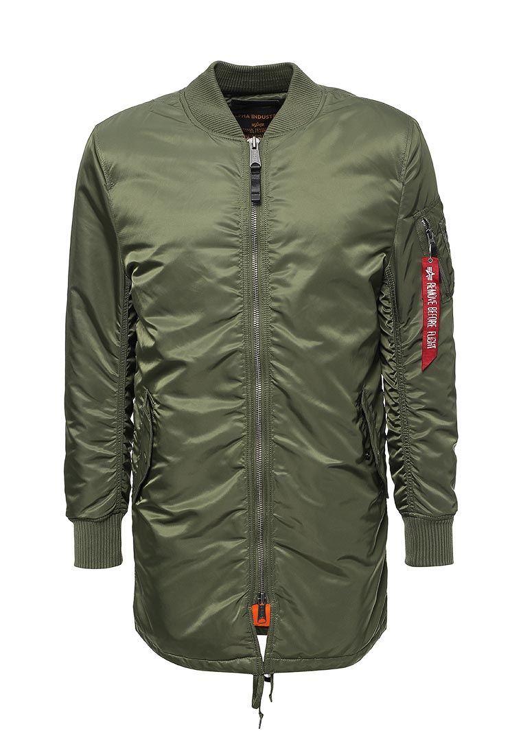 Утепленная куртка Alpha Industries (Альфа Индастриз) 168104