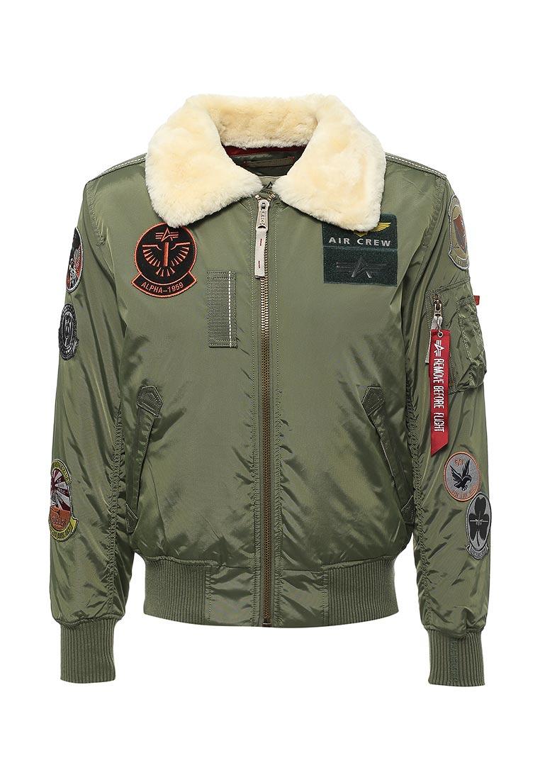 Куртка Alpha Industries (Альфа Индастриз) 168128