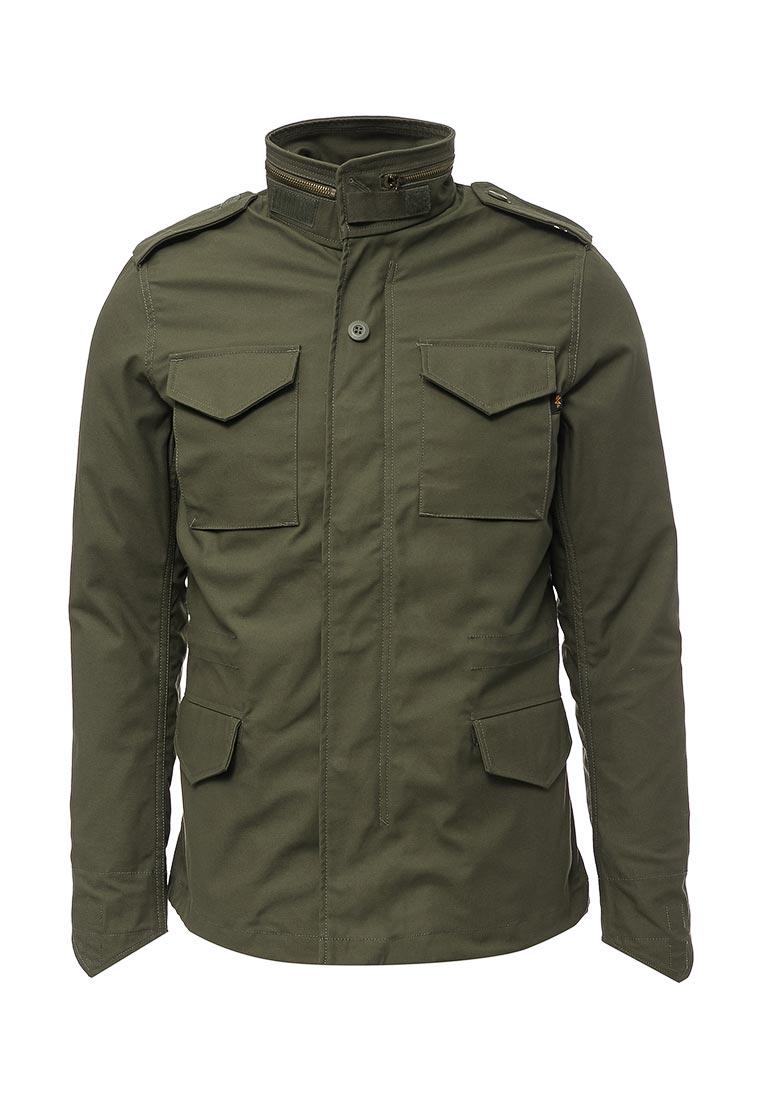 Куртка Alpha Industries (Альфа Индастриз) 143115