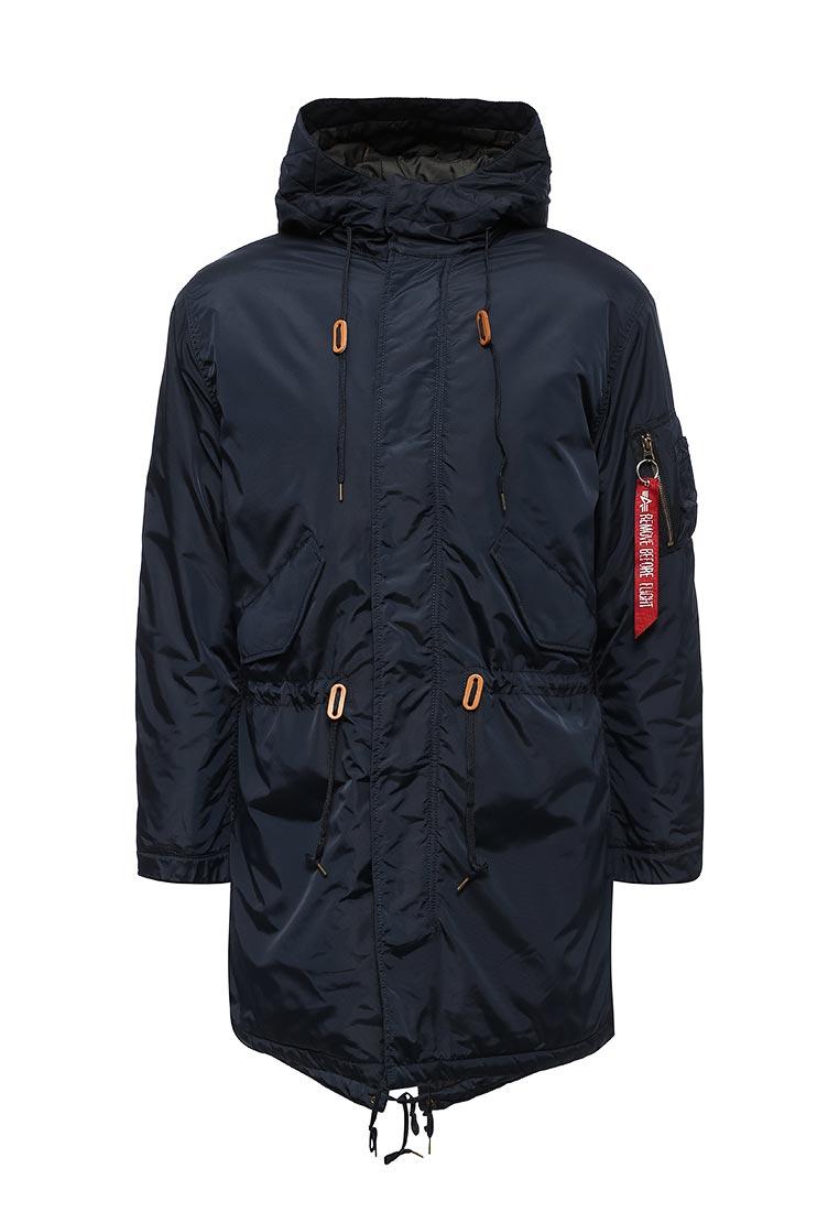 Утепленная куртка Alpha Industries (Альфа Индастриз) 178111