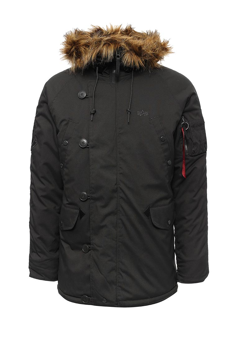 Куртка Alpha Industries (Альфа Индастриз) 193128