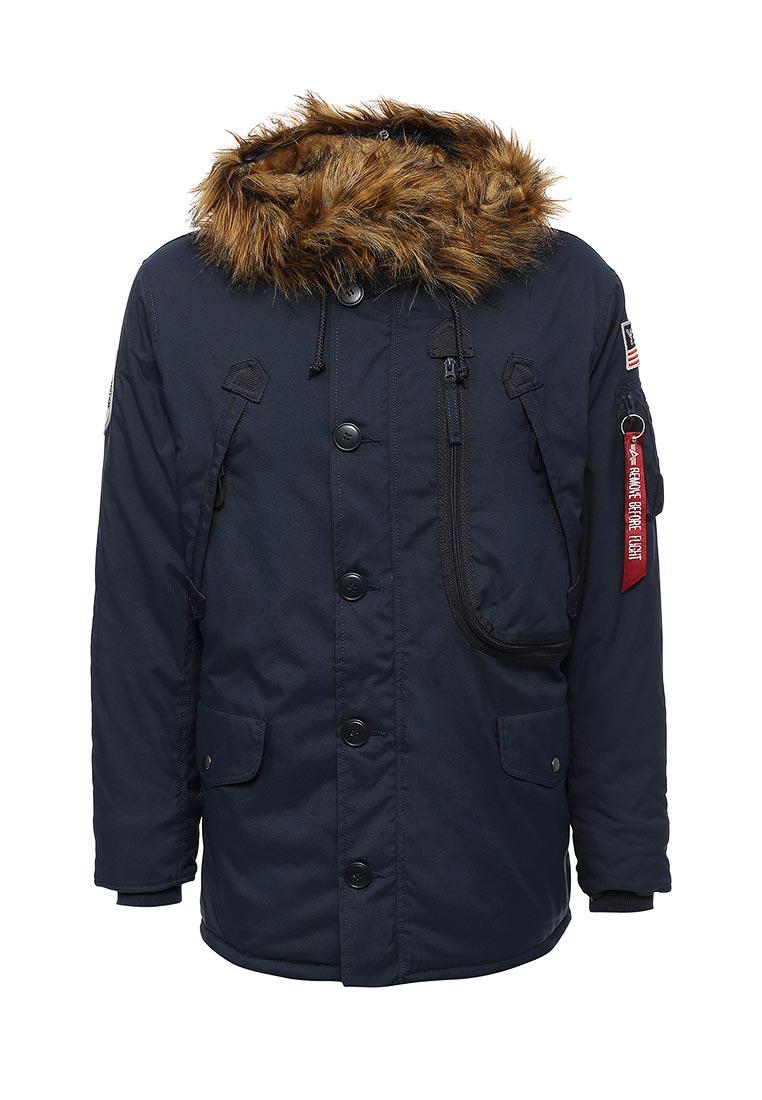 Куртка Alpha Industries (Альфа Индастриз) 123144