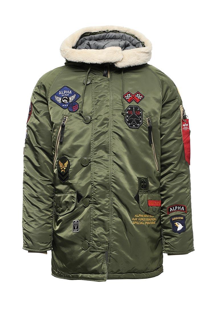 Утепленная куртка Alpha Industries (Альфа Индастриз) 178146
