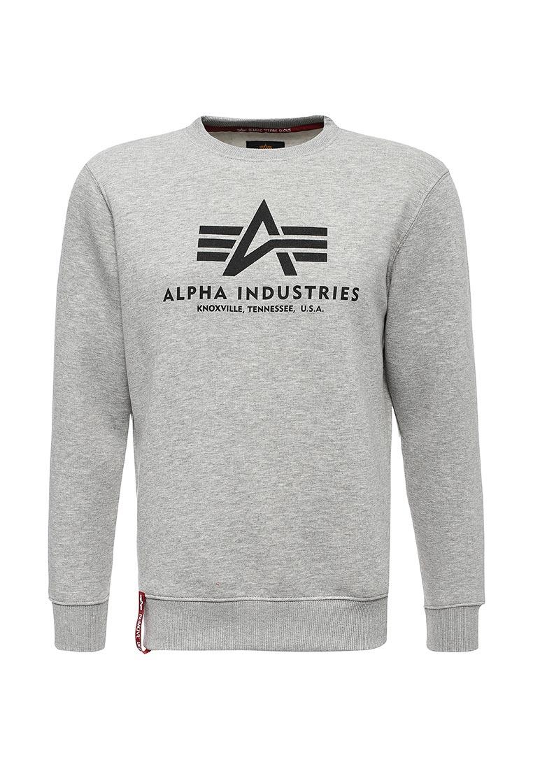 Свитер Alpha Industries (Альфа Индастриз) 178302