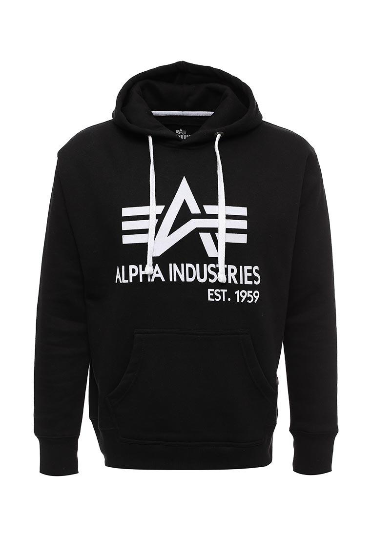 Мужские худи Alpha Industries (Альфа Индастриз) 103308