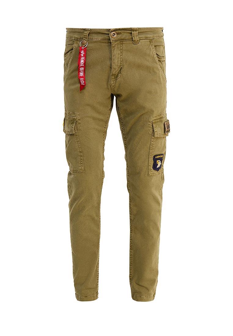 Мужские повседневные брюки Alpha Industries (Альфа Индастриз) 178207