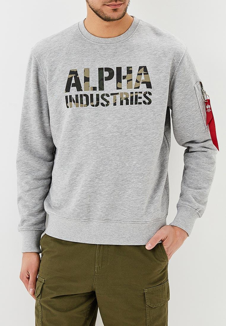 Толстовка Alpha Industries (Альфа Индастриз) 176301