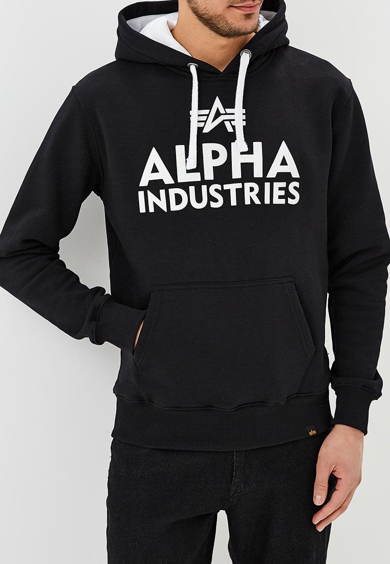 Мужские худи Alpha Industries (Альфа Индастриз) 143302