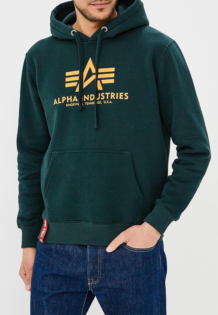 Мужские худи Alpha Industries (Альфа Индастриз) 178312