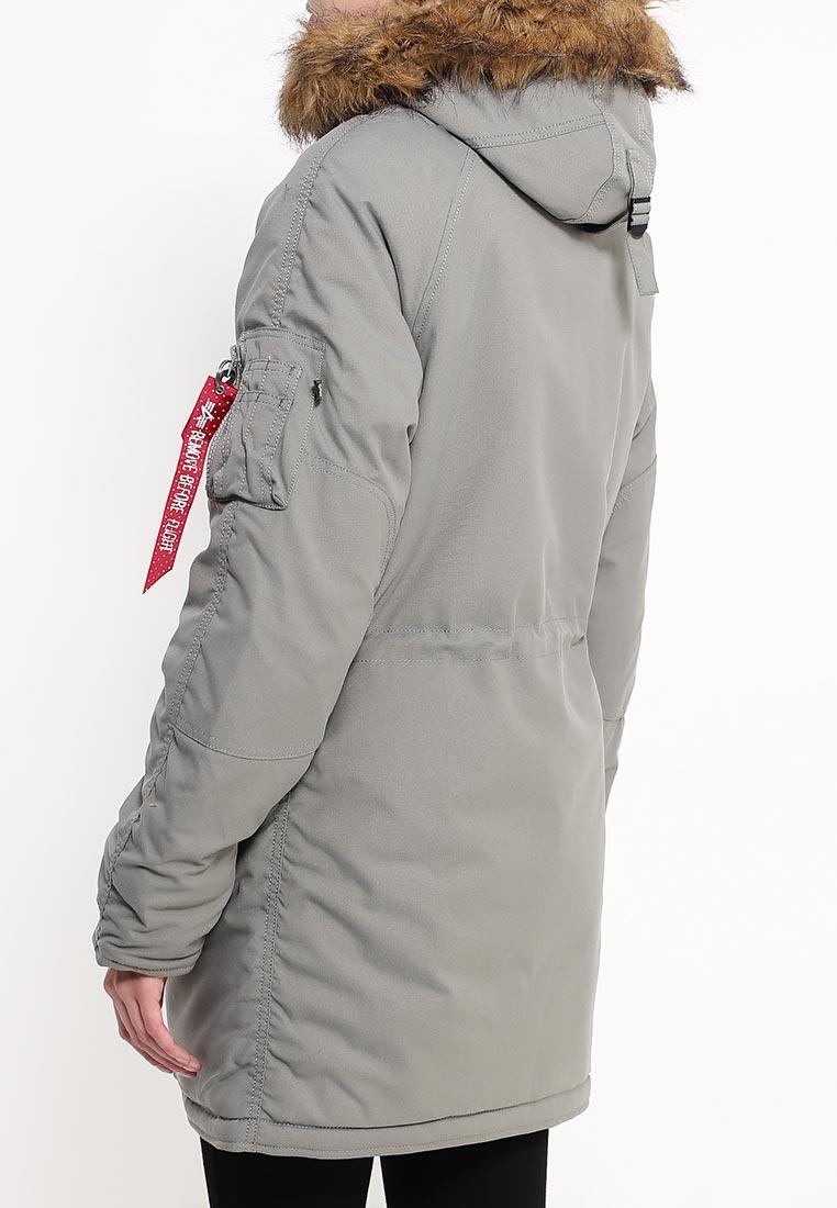 Утепленная куртка Alpha Industries (Альфа Индастриз) 199.WJA44503C1..ALASKA GREEN: изображение 8
