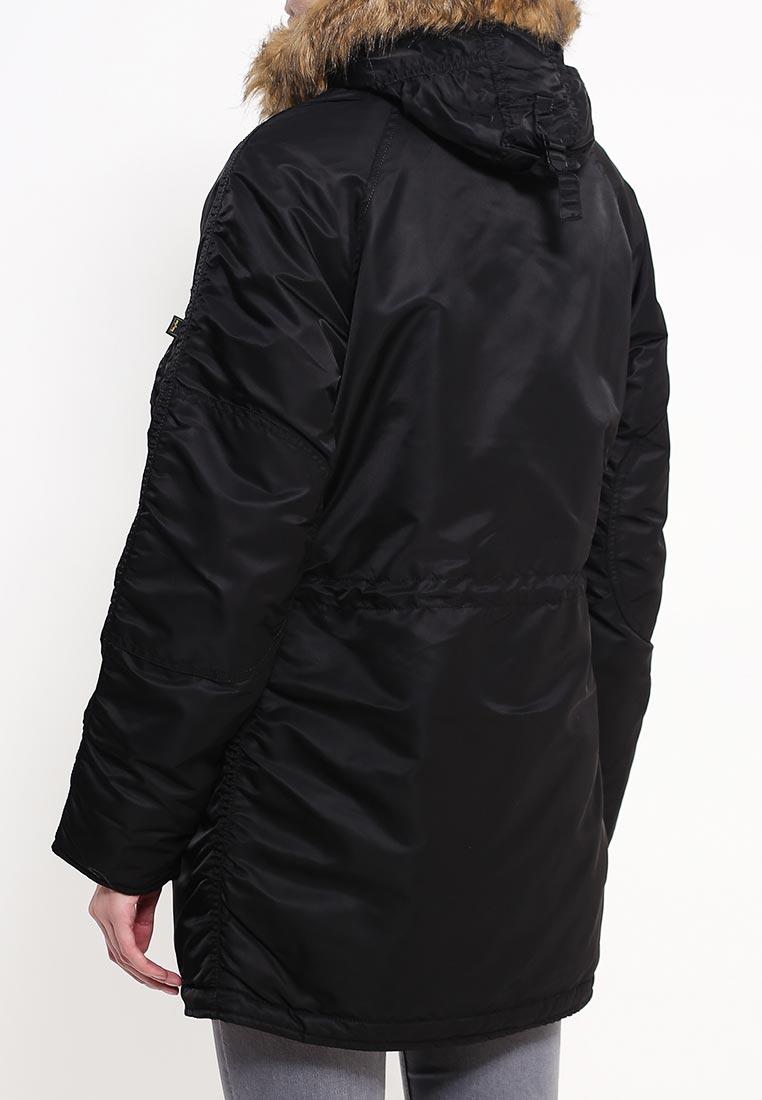 Утепленная куртка Alpha Industries (Альфа Индастриз) 199.WJN44502C1..BLACK: изображение 8