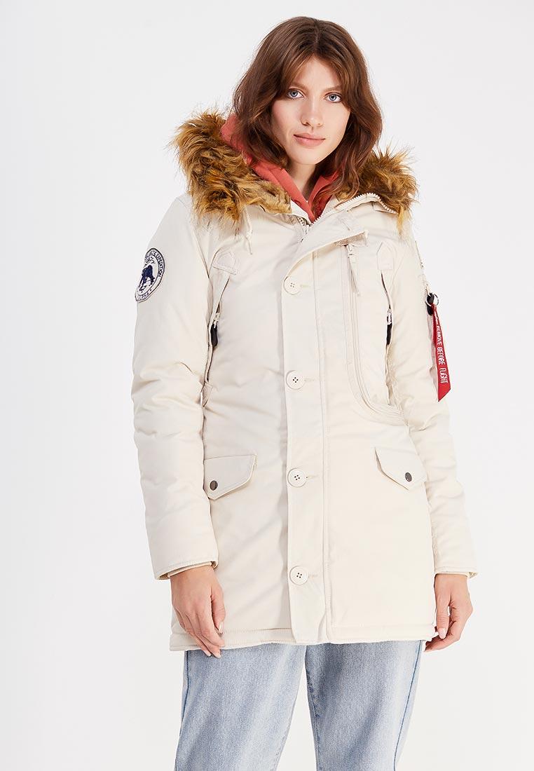 Куртка Alpha Industries (Альфа Индастриз) 123002
