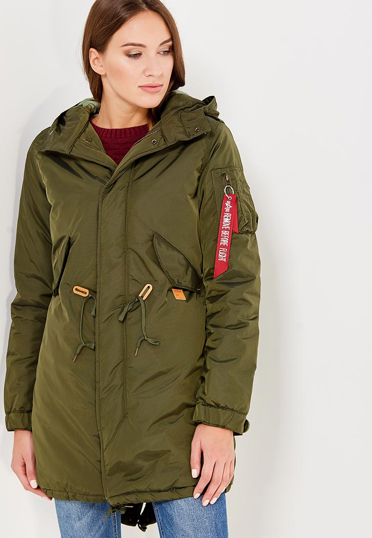 Куртка Alpha Industries (Альфа Индастриз) 168011