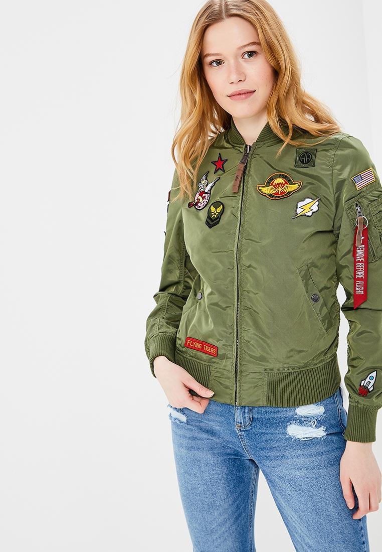 Куртка Alpha Industries (Альфа Индастриз) 178013
