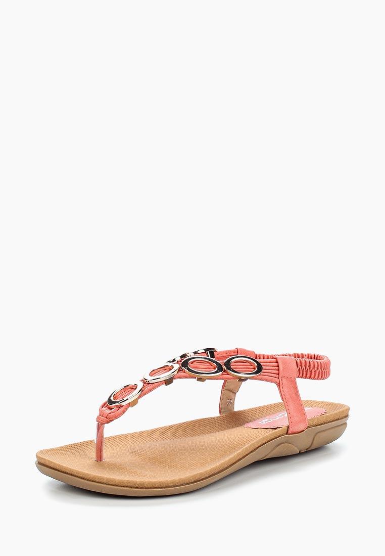 Женские сандалии Amazonga 144-216IK-15s-01-17
