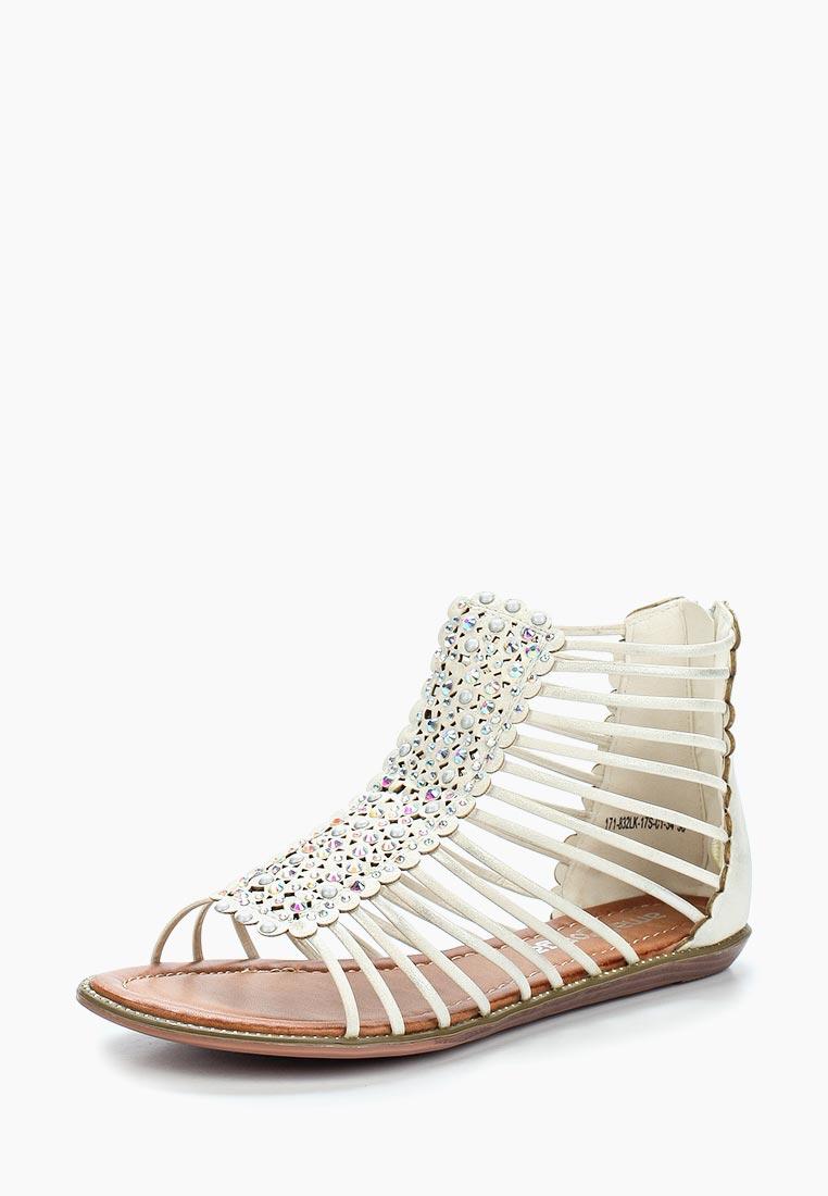 Женские сандалии Amazonga 171-832IK-17s-01-34