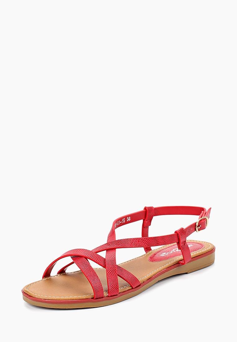Женские сандалии Amazonga 144-130IK-15s-01-15