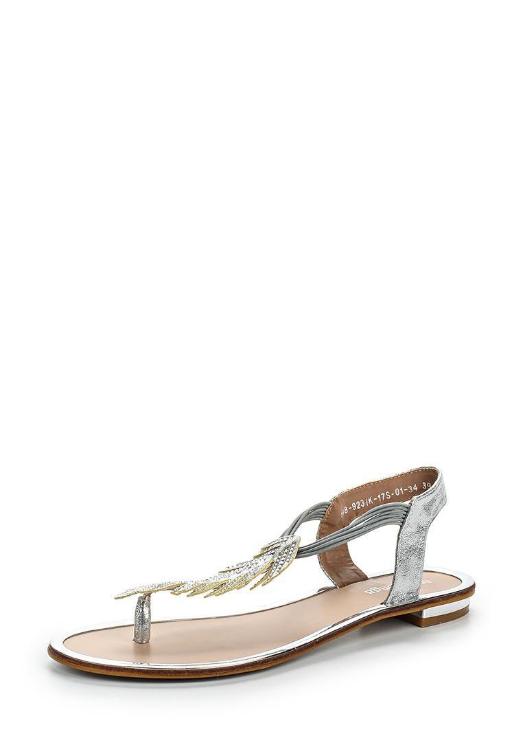 Женские сандалии Amazonga 138-923IK-17s-01-34