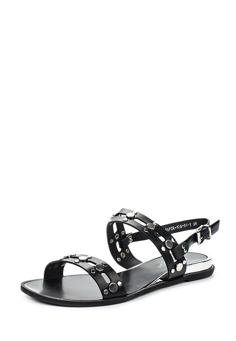 Женские сандалии Amazonga 144-059pIK-17s-01-1
